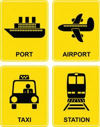 yellow seaports
